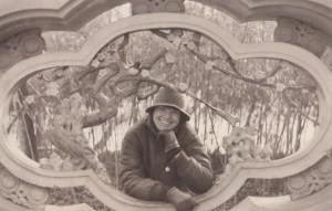 1983. China. Sharon La Pierre