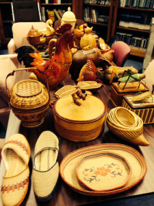 Chinese Basket Collection