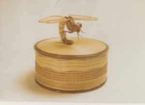 Round Insect Basket